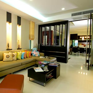 Bareo isyss interior design decoration for The living room 002
