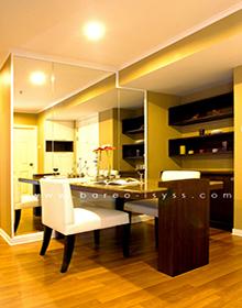 คอนโด ออกแบบ ตกแต่งภายใน interior Design Thailand