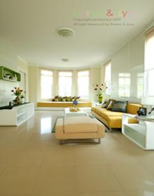 ผลงานออกแบบบ้าน ออกแบบภายใน interior design Thailand