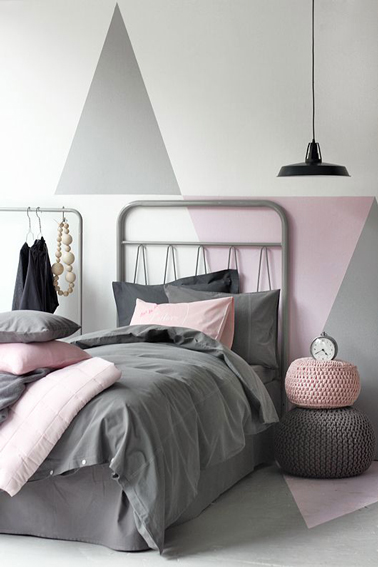headboard bareo isyss - Chambre Vieux Rose Et Gris