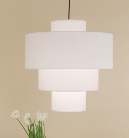 white-modern-chandelier