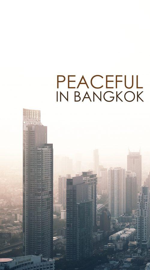 Peaceful in bk