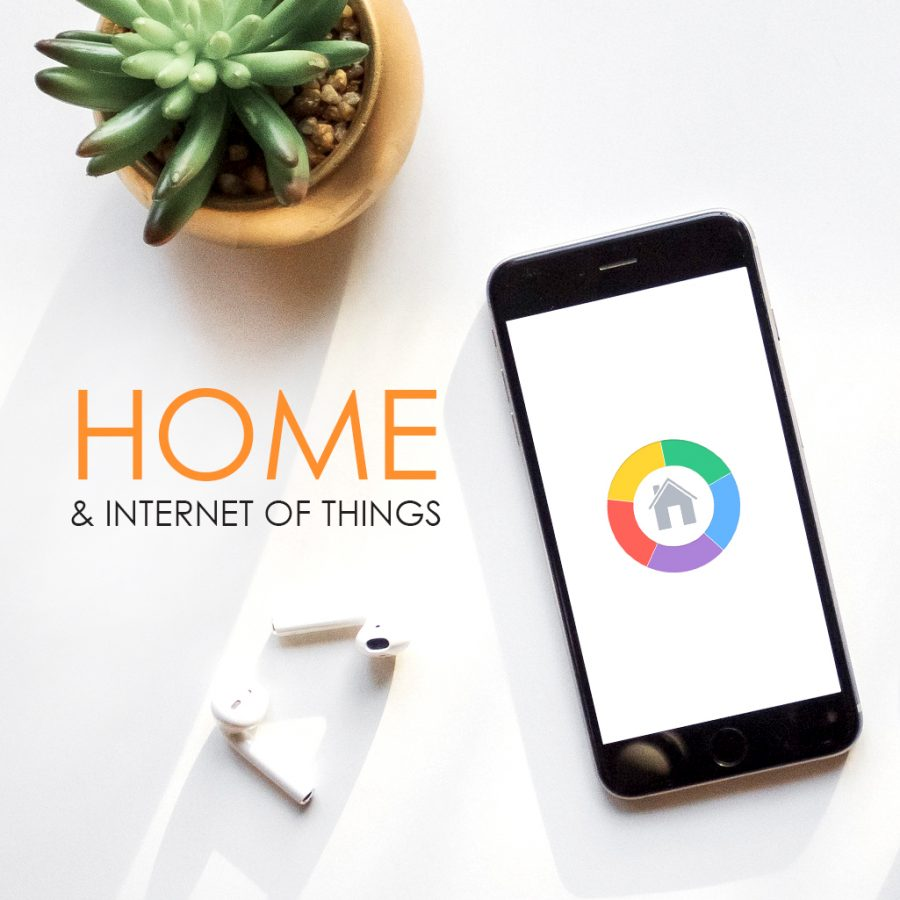 HOME & INTERNET OF THING
