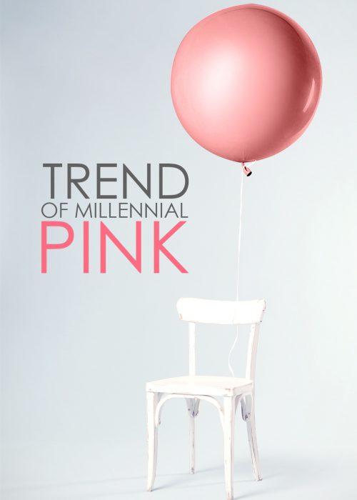 Trend of Millennial Pink1