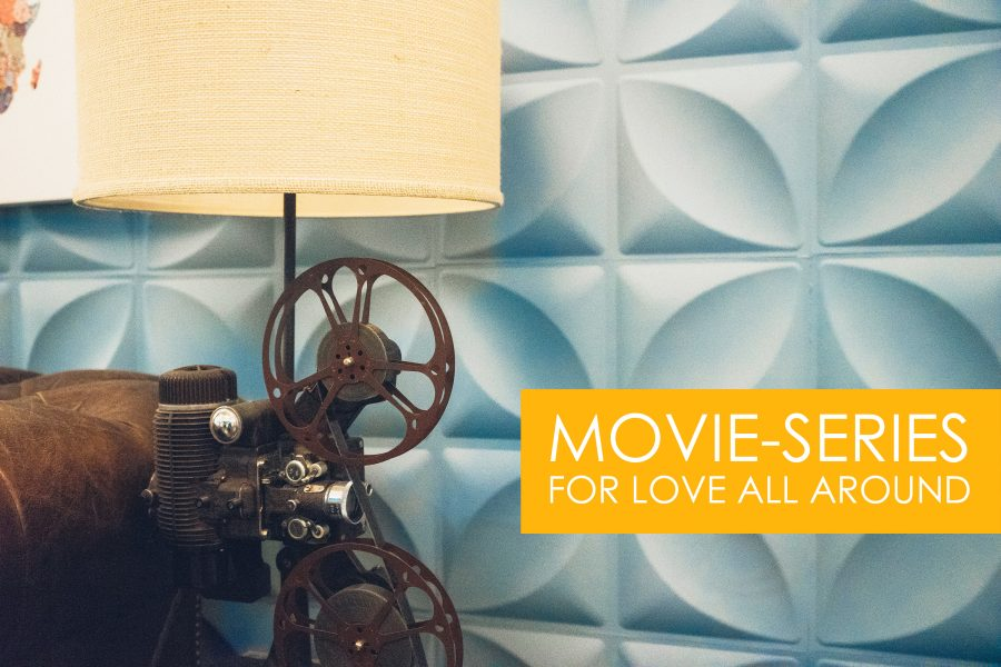 MOVIE-SERIES FOR LOVE ALL AROUND