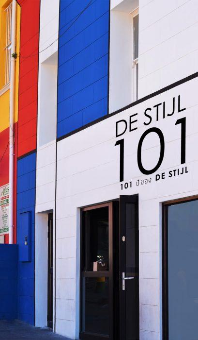 DE STIJL 101