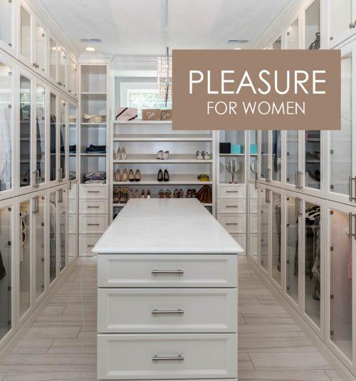 Pleasure for women living