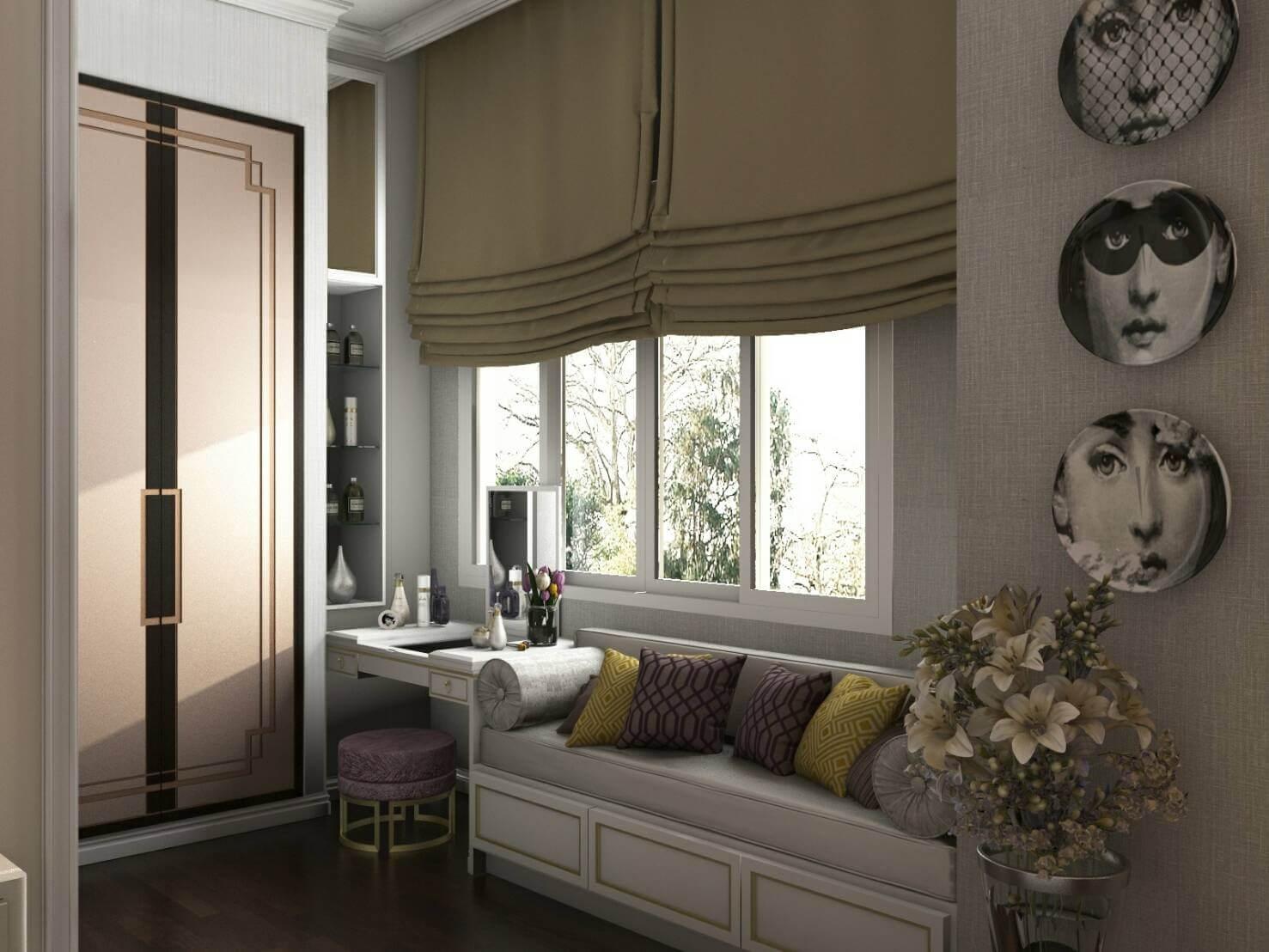 ออกแบบตกแต่งภายใน ตกแต่งภายใน ออกแบบภายใน บริษัทออกแบบภายใน ห้องแต่งตัว interior Bareo รับออกแบบตกแต่งภายใน รับออกแบบตกแต่ง
